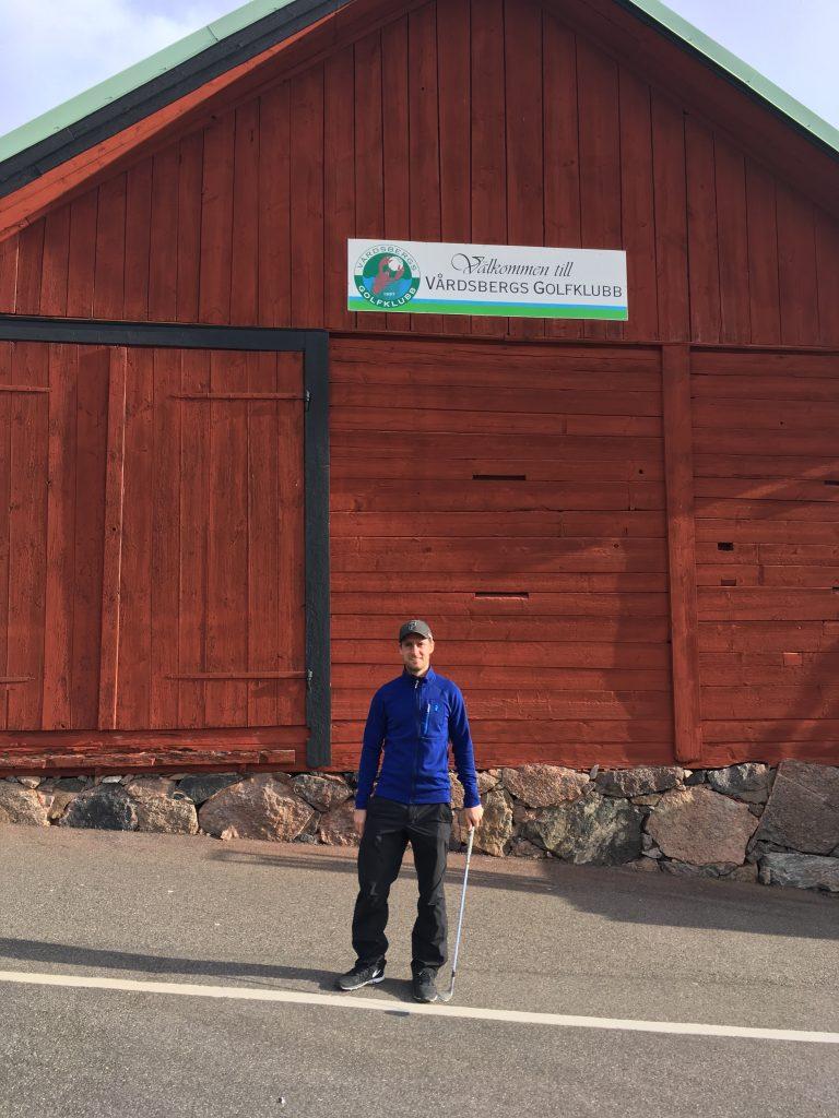 Michael Persson Vårdsbergs Golfklubb