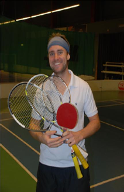 Michel Persson squash