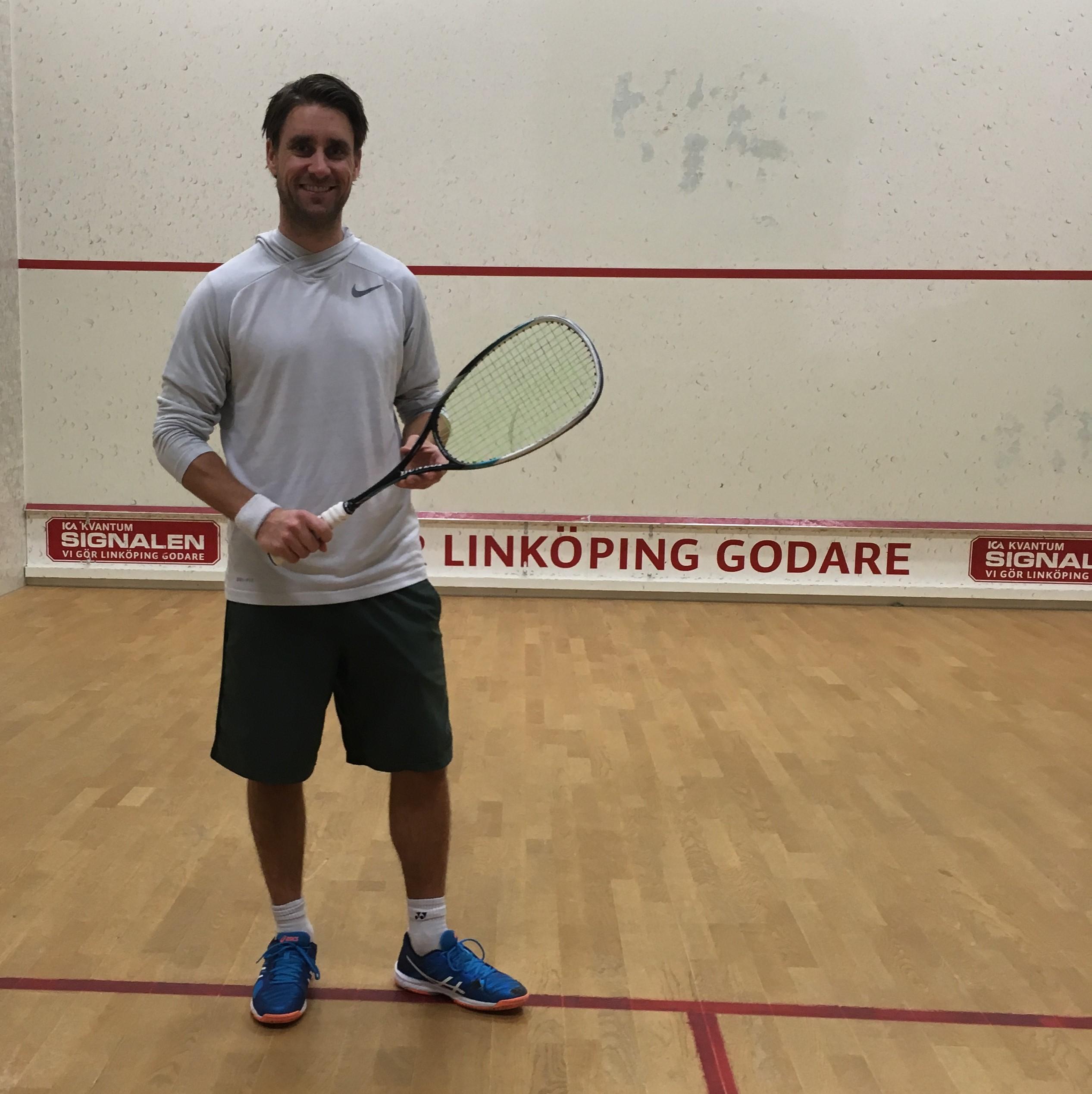 Squash Michael Persson